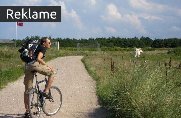 Cyklen bidrager til et sundt samfund