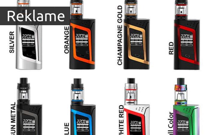 Opnå velvære i hverdagen med en e-cigaret