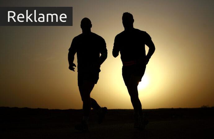 Motion i naturen – også selvom det er mørkt
