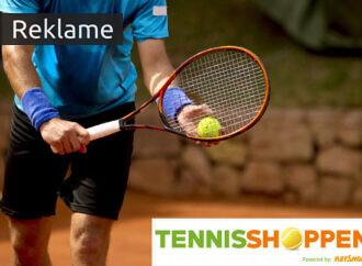 Gør dine tennisfødder gladere hos Tennisshoppen.dk