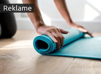 Øg sandsynligheden for at holde nytårsforsættet om at komme i form med træningsudstyr i hjemmet