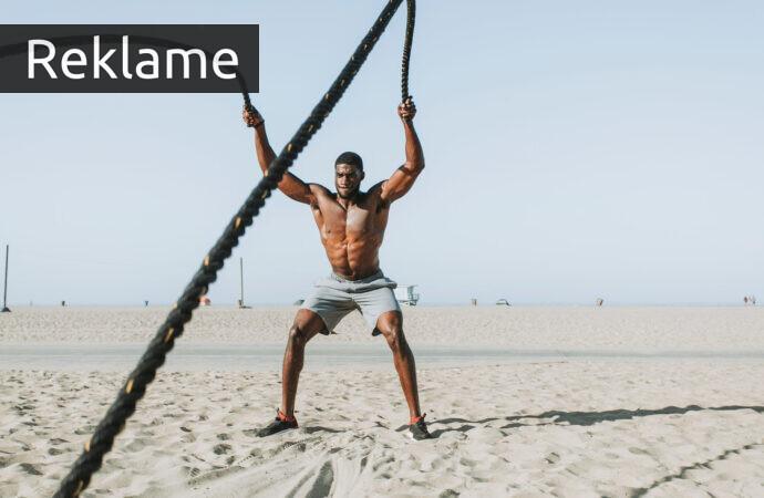Kom til at bo tættere på gode træningsmuligheder