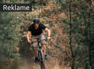 Med en el mountainbike får du sjov motion