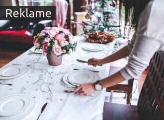 Vær en god vært eller værtinde, og bestil catering til festen