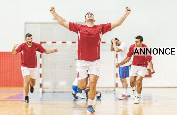 Tag dit hold med på håndboldtræningslejr