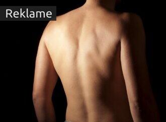 3 råd til, hvordan du sikrer dig en god og sund ryg